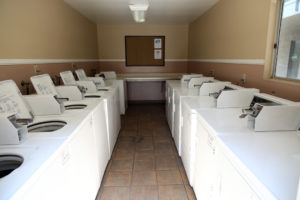 Great laundry facilities for your convenience - Centralized mail boxes - Kendall Brook Apartments, San Bernardino, CA