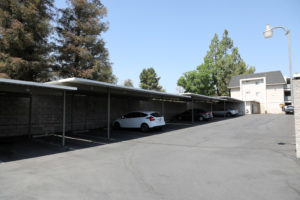 Covered parking available - Kendall Brook Apartments, San Bernardino, CA