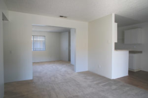 Floor Plan D - Family Room - Kendall Brook Apartments, San Bernardino, CA