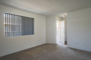 Floor Plan D - Livingroom - Kendall Brook Apartments, San Bernardino, CA