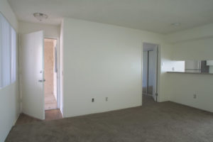 Floor Plan E - Livingroom - Kendall Brook Apartments, San Bernardino, CA