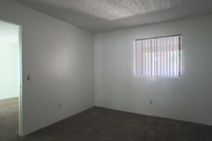 Floor Plan E - Bedroom 1 - Kendall Brook Apartments, San Bernardino, CA