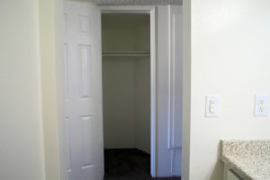 Floor Plan C - Closet - Kendall Brook Apartments, San Bernardino, CA
